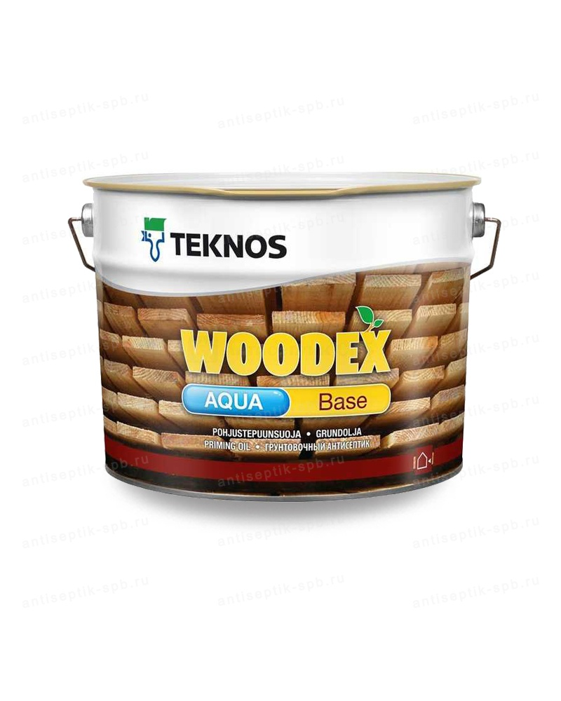 Пропитка TEKNOS WOODEX AQUA BASE