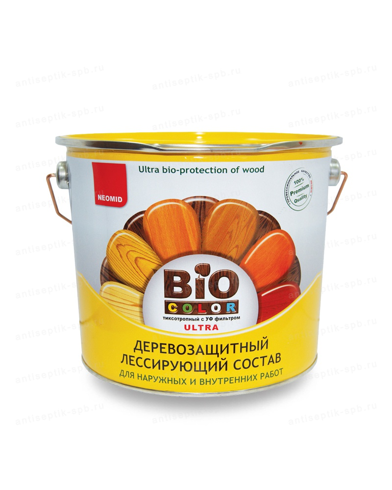 Лазурь Neomid Bio Color Ultra