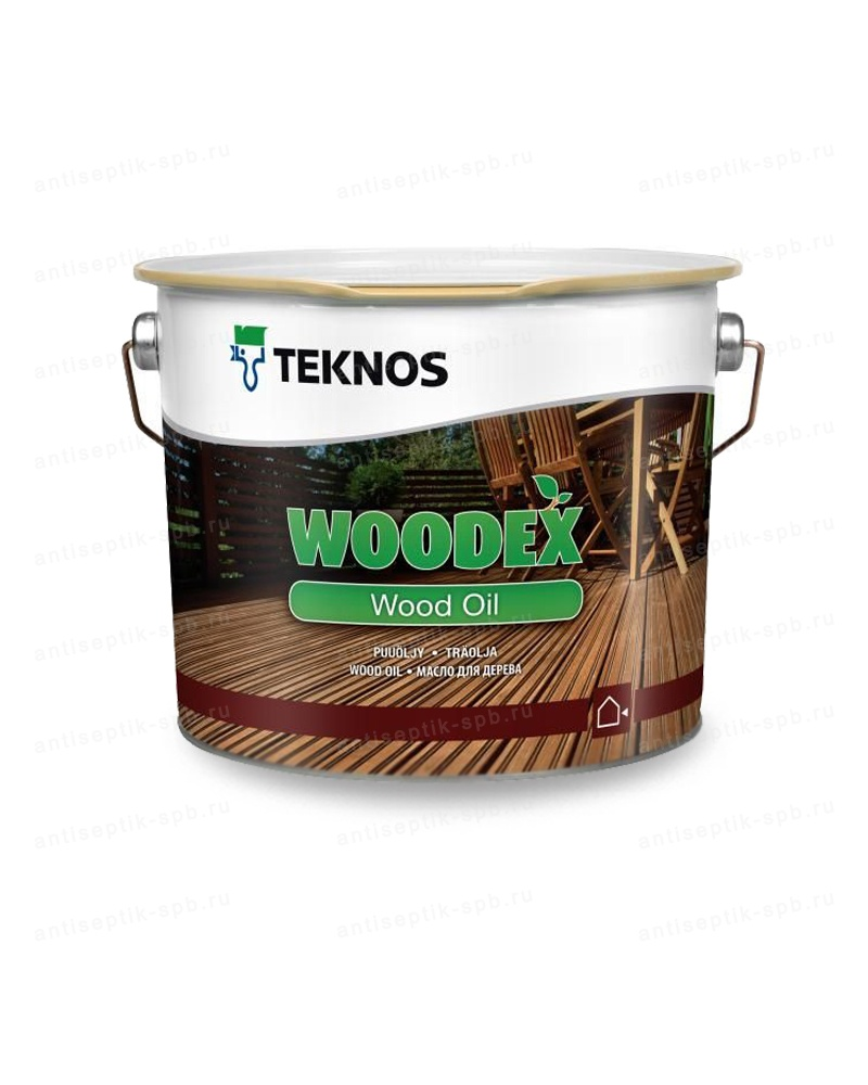 Масло TEKNOS WOODEX WOOD OIL